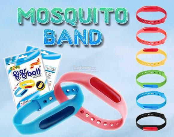 Mosquito Band Waterproof Natural Eco Friendly