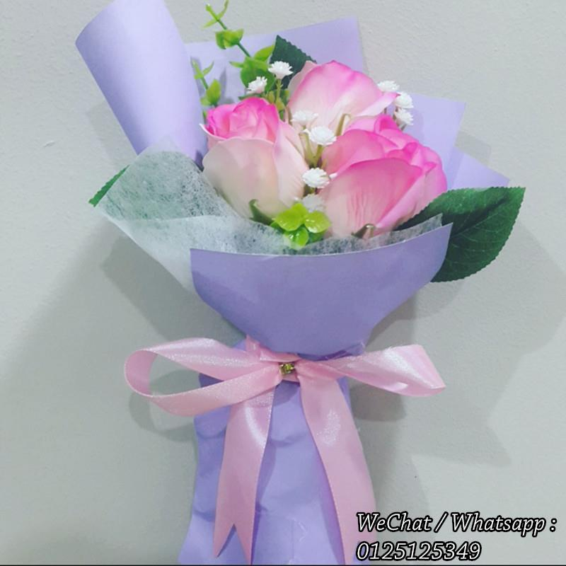 Mother's Day Bouquet Set / Flower / Rose (Design 18)