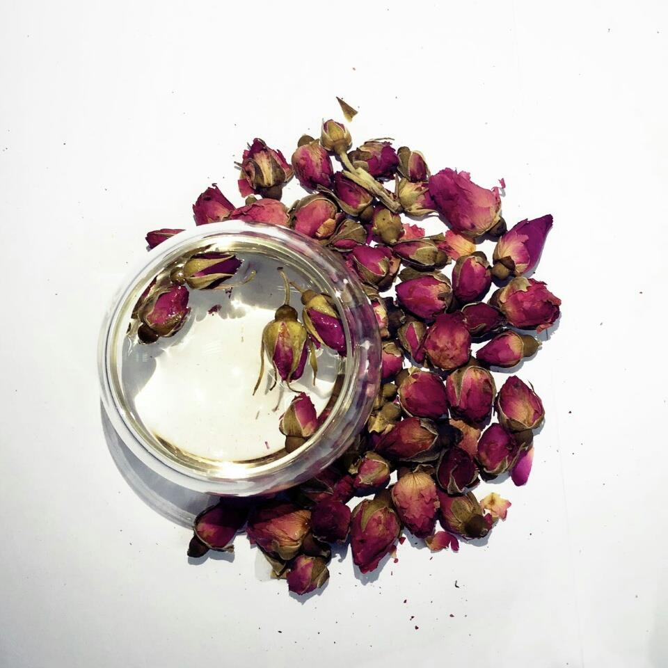 Motifi Vintage Premium Purple Rose Tea 40g Loose