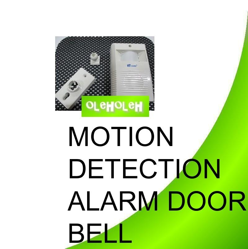 Motion Detection Alarm Door Bell