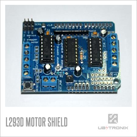 Motor Drive Shield Expansion Board L End 5 25 2018 7 37 Am