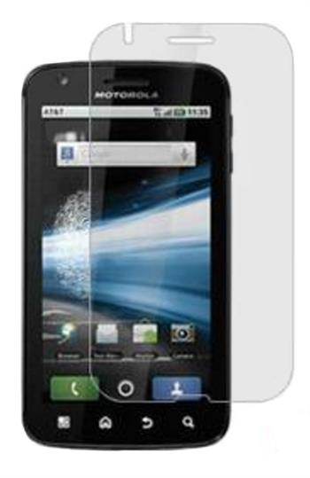 MOTOROLA ATRIX MB860 CLEAR SCREEN PROTECTOR