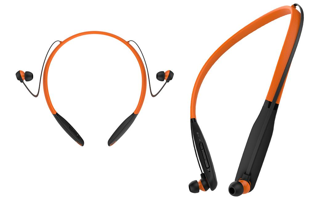Motorola VerveRider+ Super Light, Waterproof, Wireless Stereo Earbuds