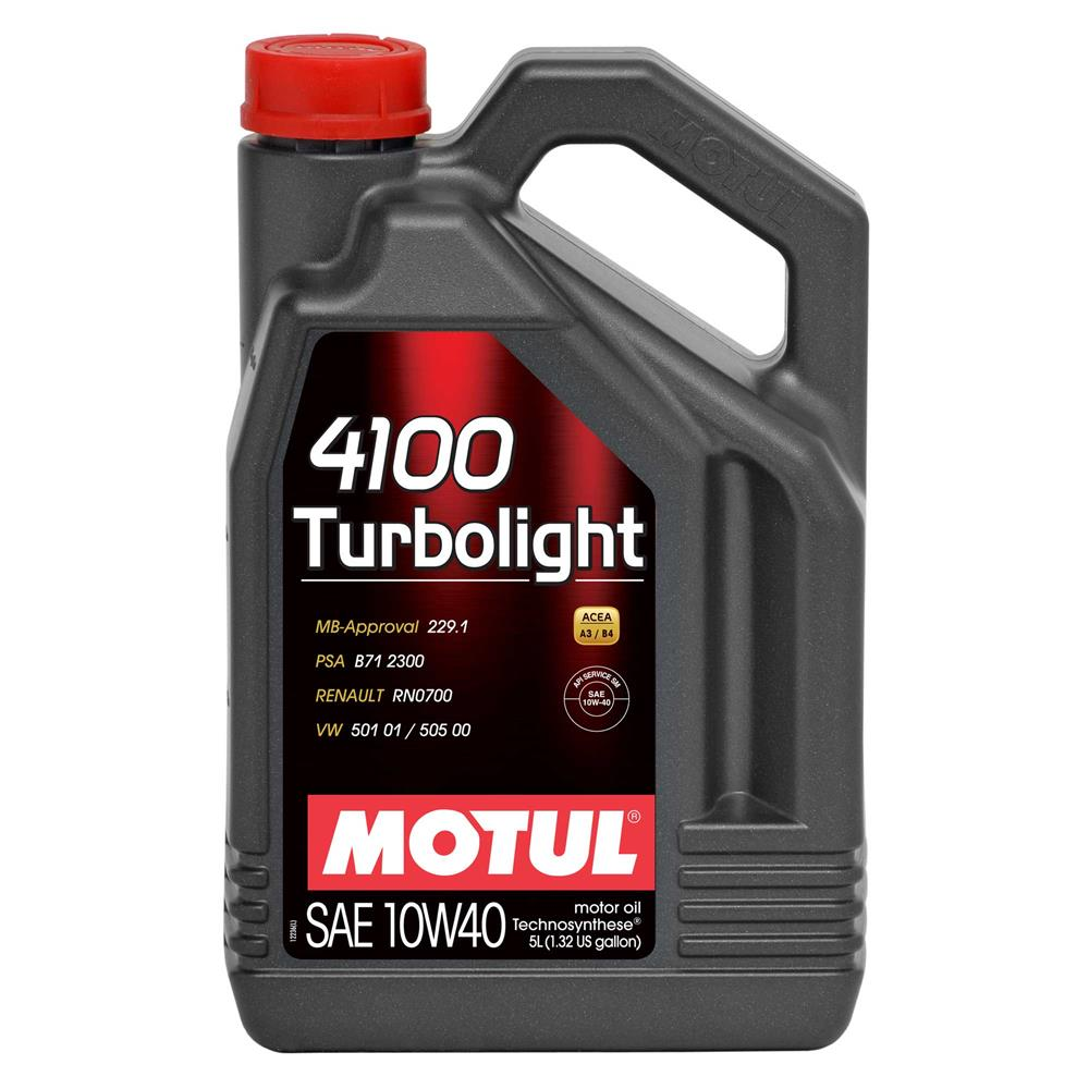 MOTUL Turbolight 10w40
