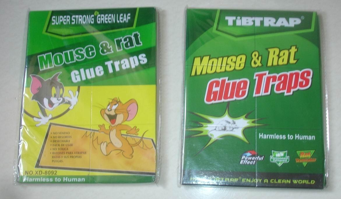 Mouse and Rat Glue Trap