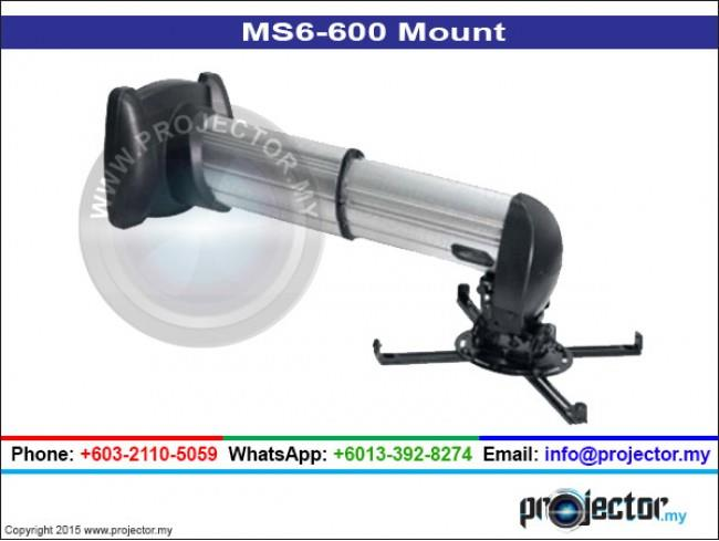 MS6-600 PROJECTOR MOUNT