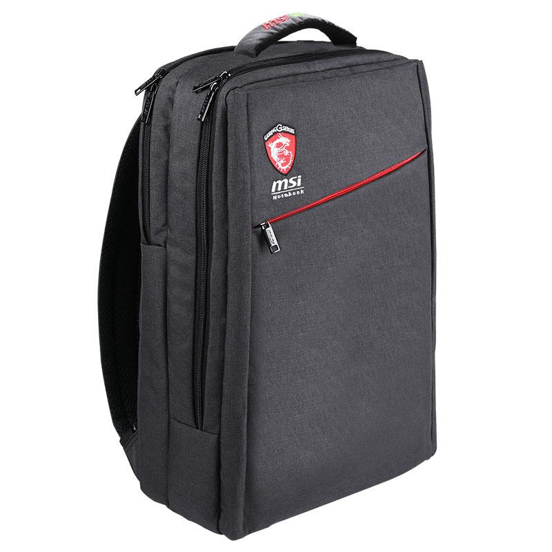 MSI Adeona Slim Gaming Notebook Backpack Up To 17""