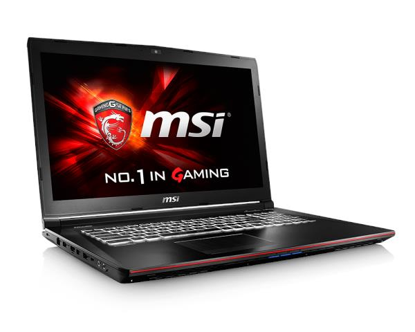 MSI GE72 6QC-077 (Ori Msia Set,Free Gaming Bag)