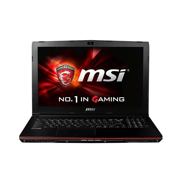 MSI GP62VR 6RF-225 (Ori Msia Set,Free Gaming Bag)