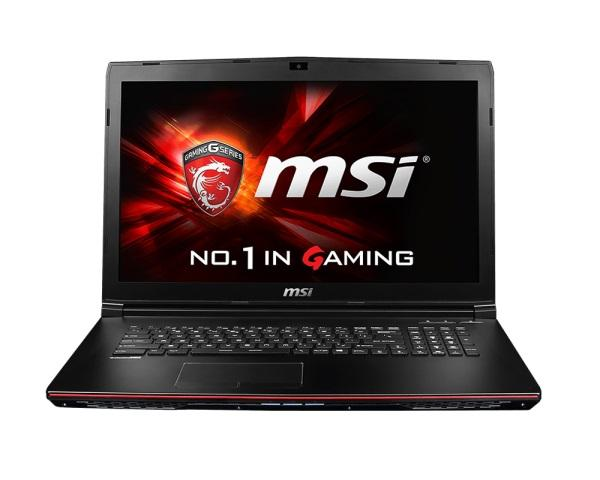 "MSI GP72 2QD-008MY 17.3"" LEOPARD GAMING LAPTOP NOTEBOOK"