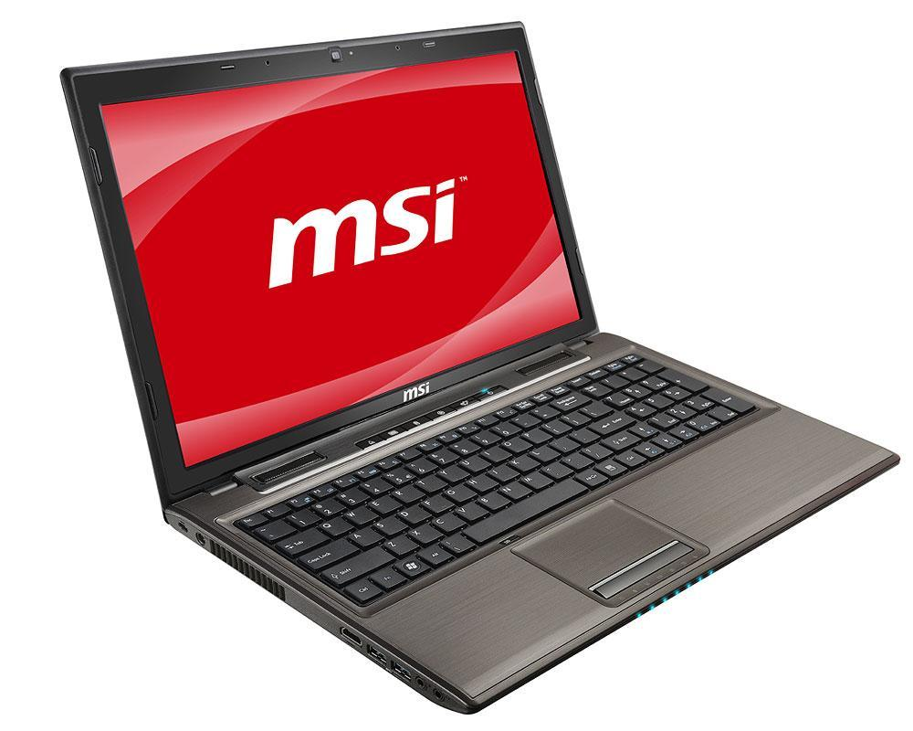 MSI GR620 Gaming Notebook Laptop (Intel i7-2630QM)