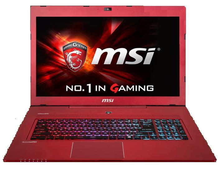 MSI GS70 6QE(Stealth Pro)-219MY - RED (September 2016)