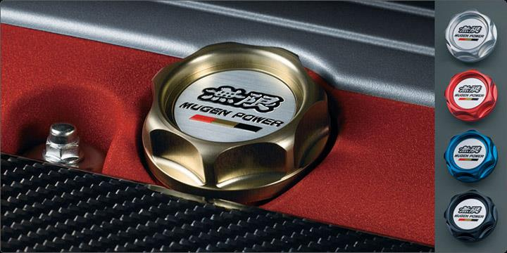 MUGEN Aluminium Racing Engine Oil Cap