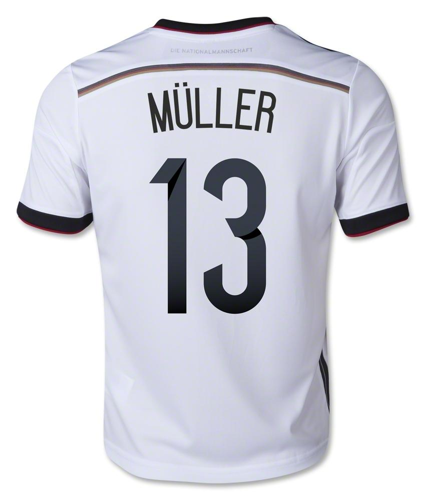 Muller germany jersey jerseys world cup 2014 soccer kits