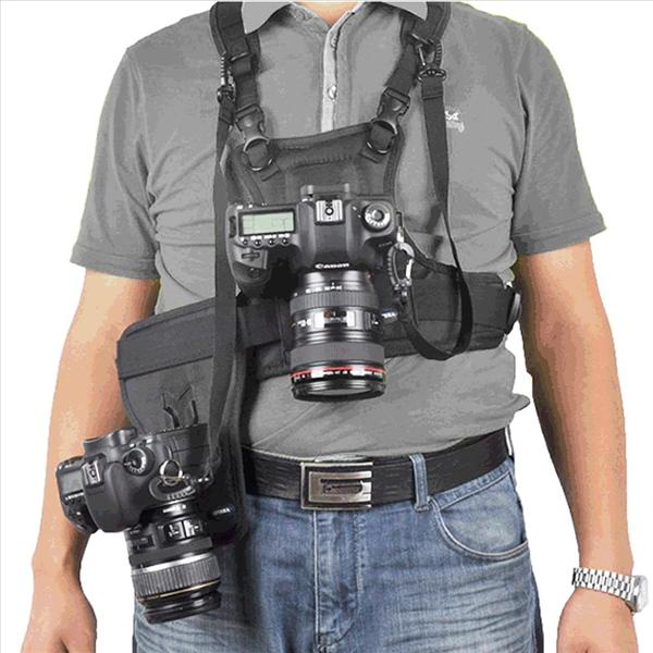 Dslr Camera Harness System For Dslr Cameras
