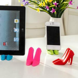 Multi-function High-heeled Shoes Mobile Phone Stand