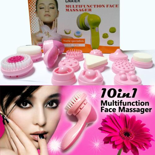 MULTIFUNCTION FACE AND BODY MASSAGER