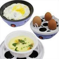 NEW-Multifunctional Egg Steaming/Fried Machine For SALES