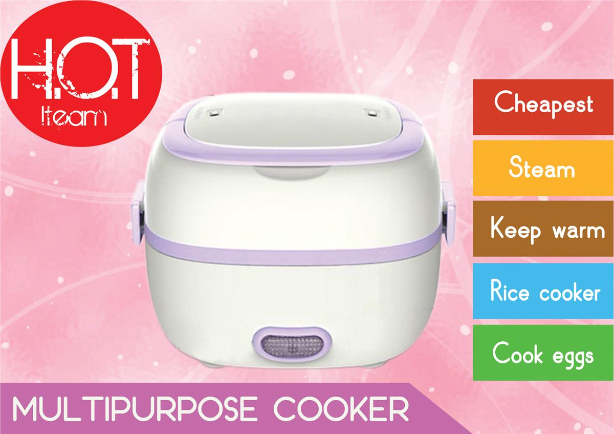 how to cook purple rice in a rice cooker