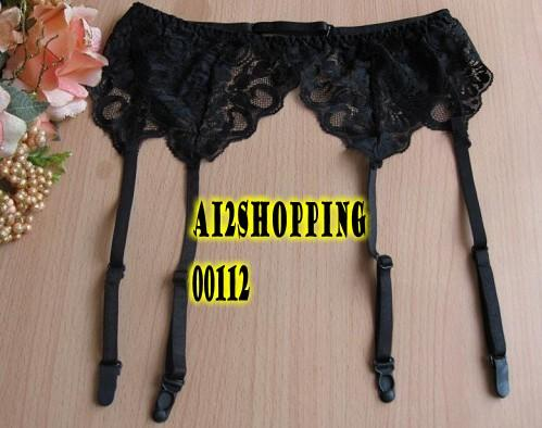 The new Multilateral opening lace garter 00112