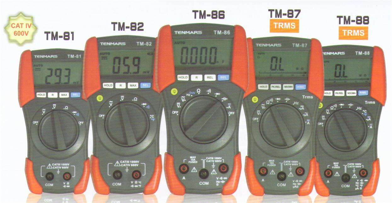 Multimeter (TM81)