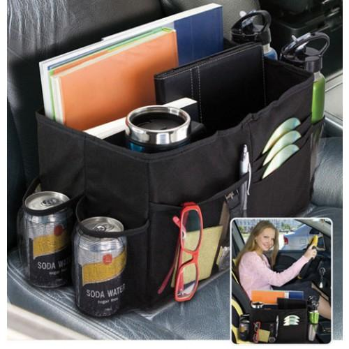 Multipurpose Car Console Center Organizer Trunk Tidy Storage Folding B