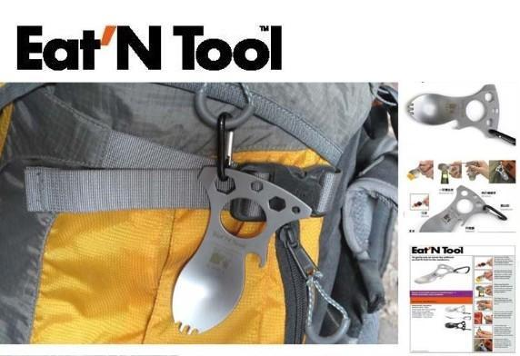 Multipurpose Stainless Steel Eat and Tool