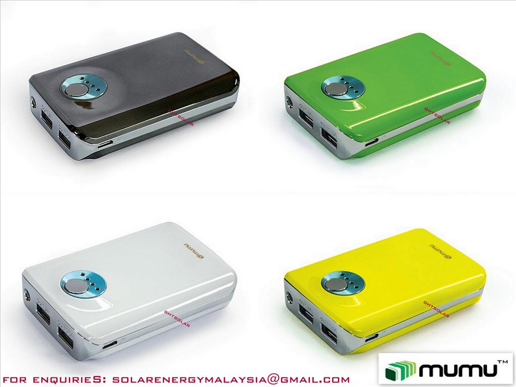 Mumu 8000mAh Portable battery+LED~Note,S2,S3,Iphone,HTC One (>than vivis)