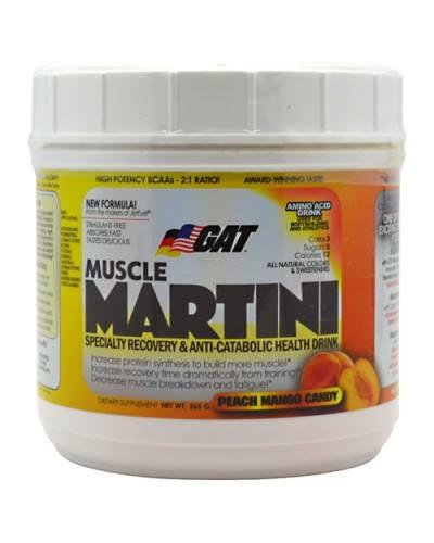 Muscle Martini (30 SERVING)