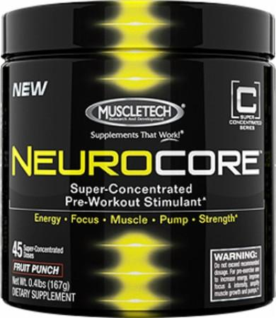 Muscletech Neurocore (Energy Urat Muscle Pump Strength) (45 servings)