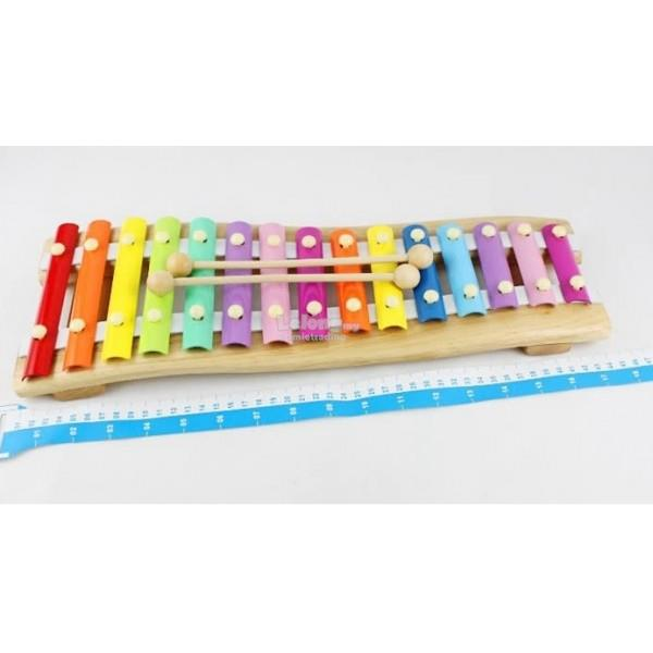 Musical Apparatus - 15 NOTES XYLOPHONE