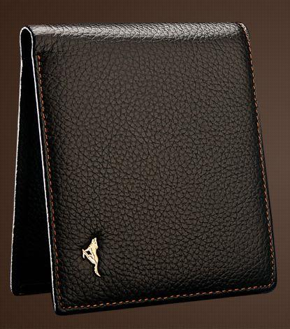 MW06  Men High Quality Leather Wallet