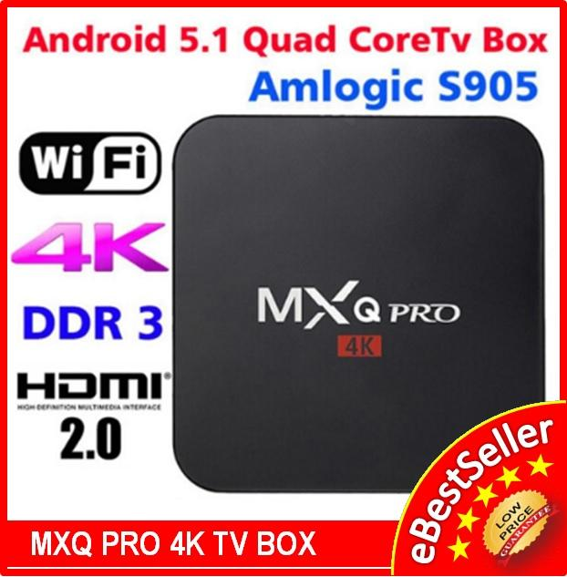 mxq pro 4k amlogic s905 1g 8g full end 10 15 2017 3 23 am. Black Bedroom Furniture Sets. Home Design Ideas