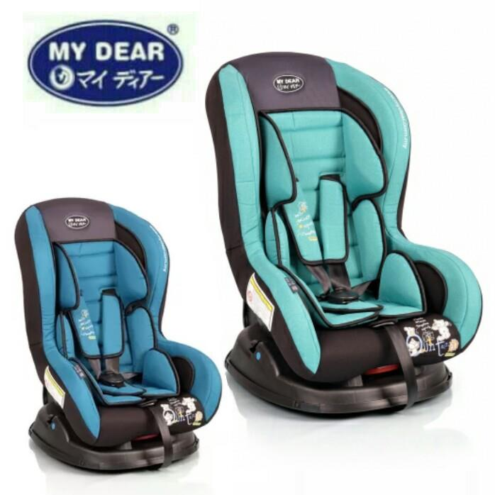 MYDEAR SAFETY COMBINATION CARSEAT (MD30004) [FREE SHIPPING SM]