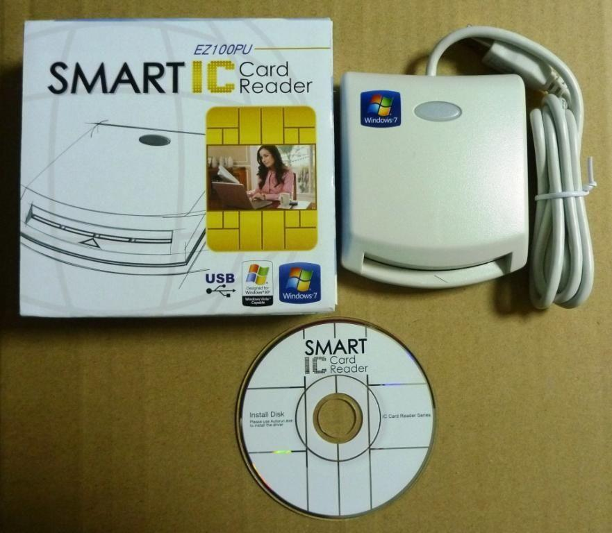 pc sc smart card reader software free download