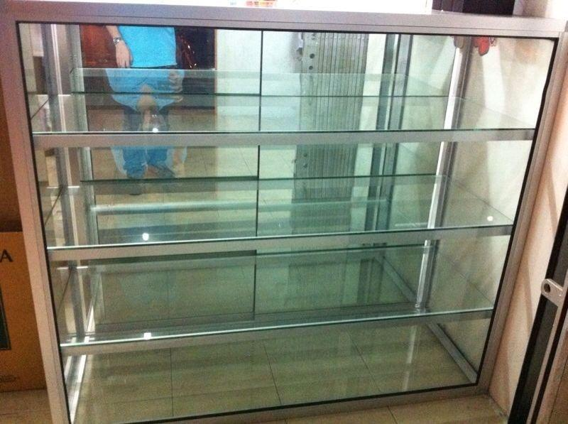 Second hand glass display cabinets manicinthecity - Factory seconds kitchen cabinets ...