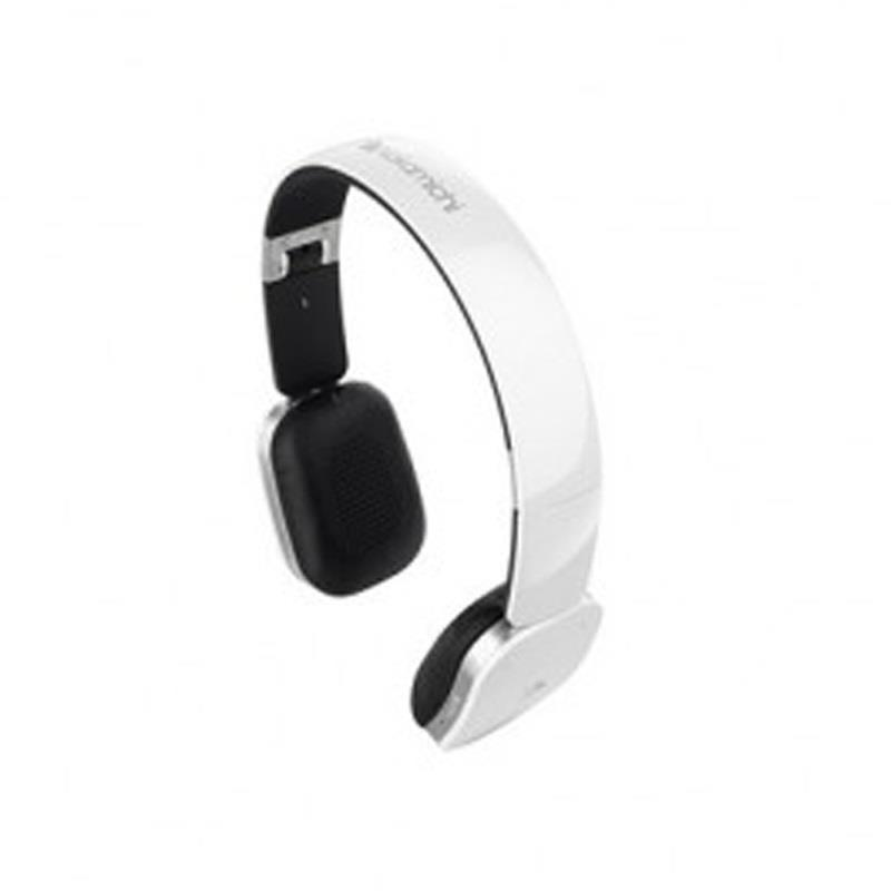 Nakamichi NEP-BT201 Bluetooth Headphones White