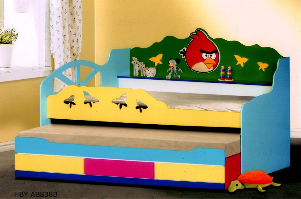 Nanny Kids Bed Frame With Pull Out Kuala Lumpur End Time