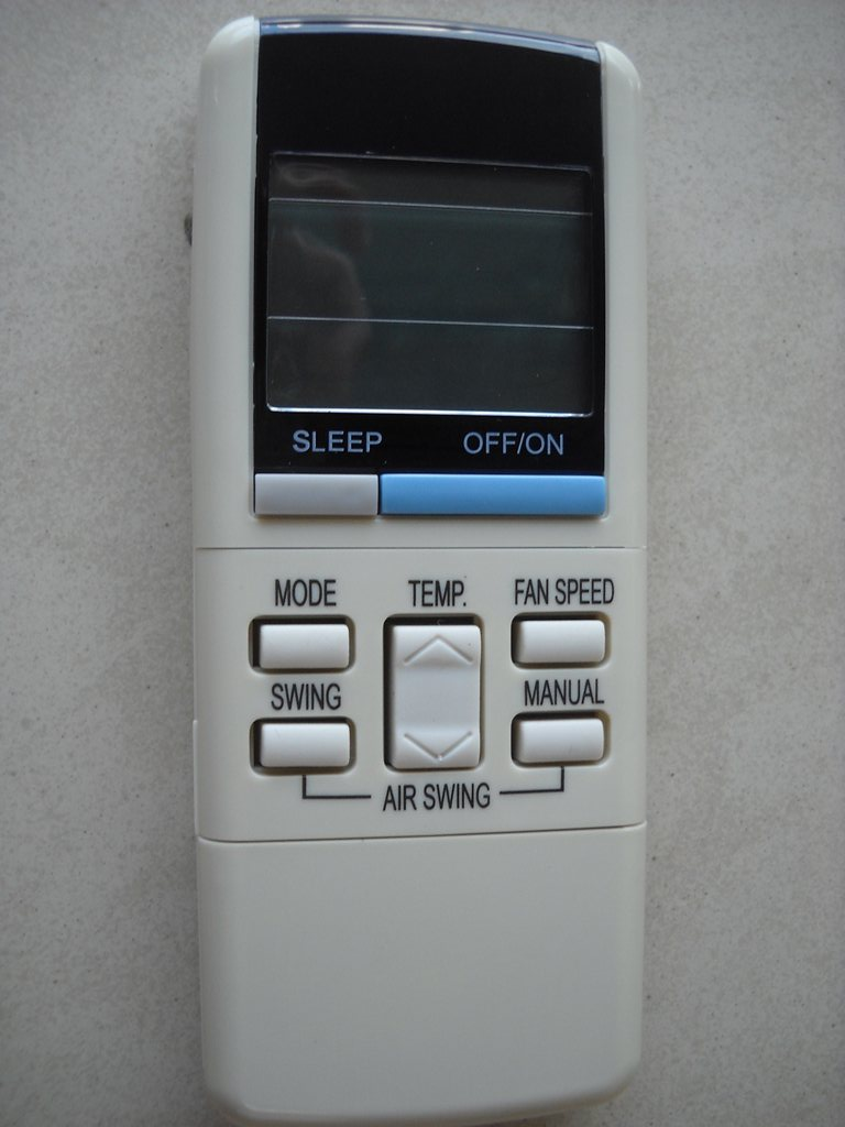 NATIONAL AIR-CON REMOTE