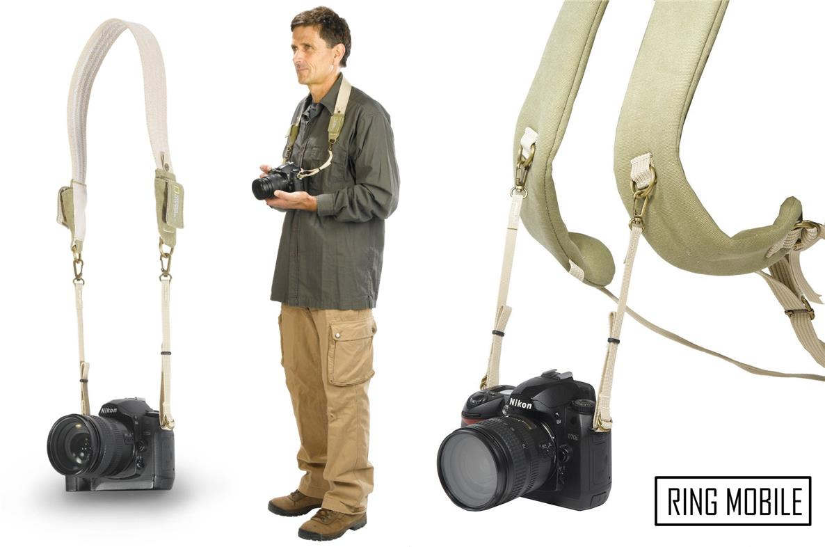 National Geographic Earth Explorer Adventure Camera Strap - NG 3030
