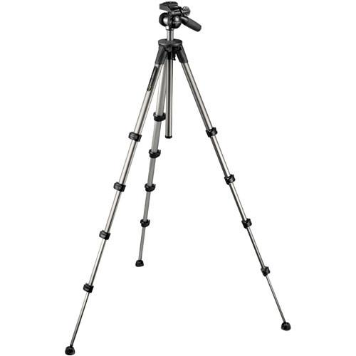 National Geographic Tundra Tripod NGTT2 = 3-Way Pan/Tilt Release Head