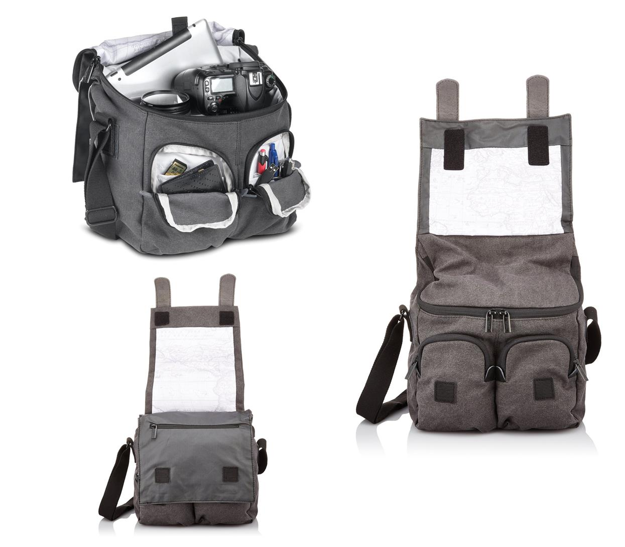 NATIONAL GEOGRAPHIC WALKABOUT MIDI SATCHEL NG W2141