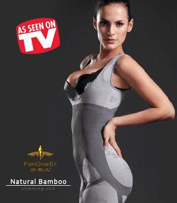 Natural Bamboo Slimming Suit 11104 Promotion PRICE!! QUALITY CONFIRM !..