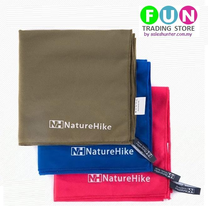 NatureHike NH Outdoor Quick Dry Absorbent Ultralight Bath Towel