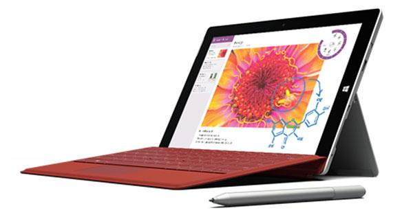 NB. MICROSOFT SURFACE 3 64GB 10.8� QUAD-CORE 2GB RAM W10 TS/TABLET