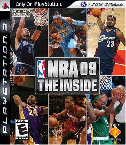 NBA 09 The Inside (PS3) (Pre-owned)