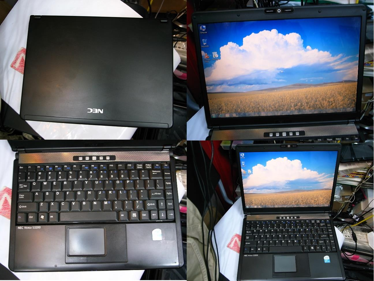 NEC Versa S3200 13 inci Camera DVD  Laptop Notebook Rm430