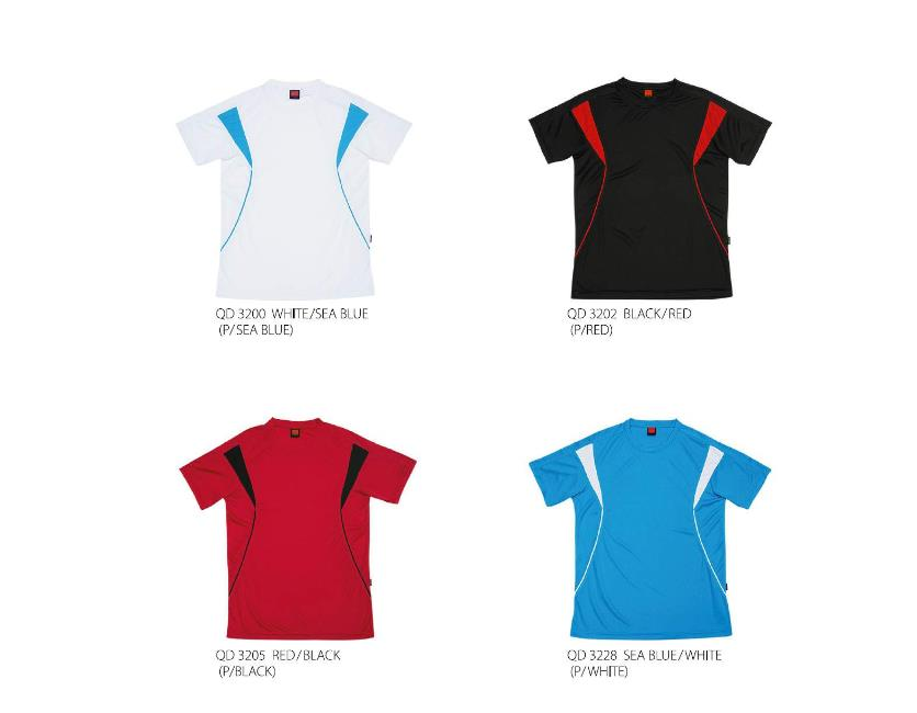 Round Neck T - Shirt Customize Printing Dual Color Price Based Qtty