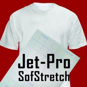 Neenah JetPro SofStretch Transfer Paper A4 (Light Paper)- (50pcs/Pack)