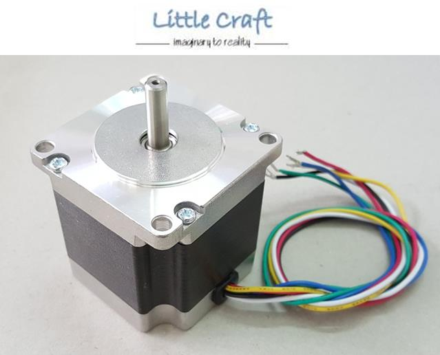 Nema23 bipolar unipolar step end 3 12 2018 12 15 pm myt for Unipolar and bipolar stepper motor